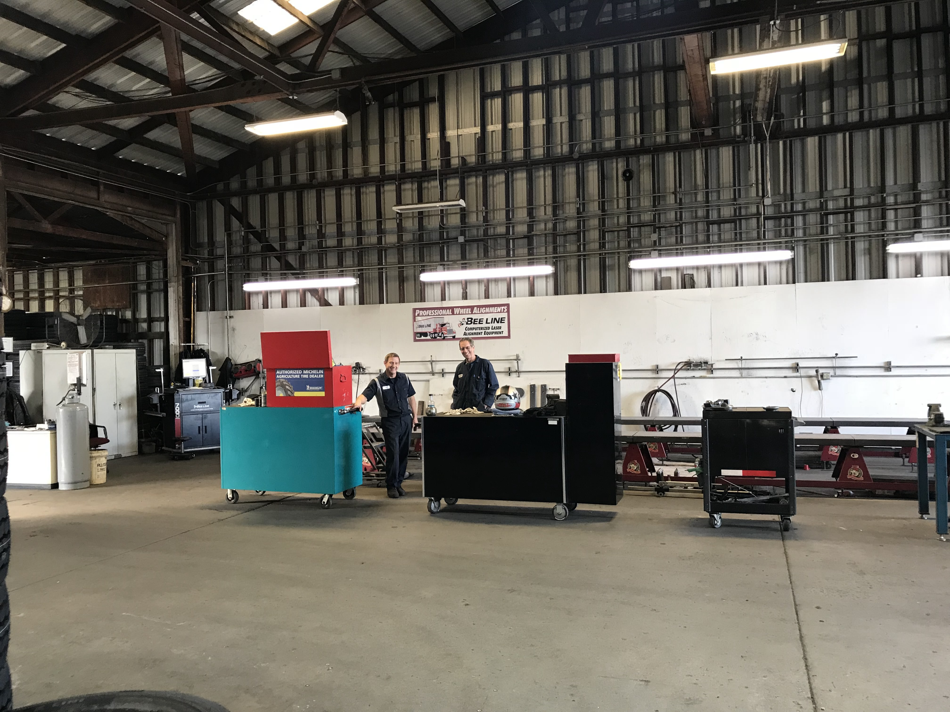 Tire Shops In Modesto >> Come in for Truck Tire Alignments - McCoy Truck Tires