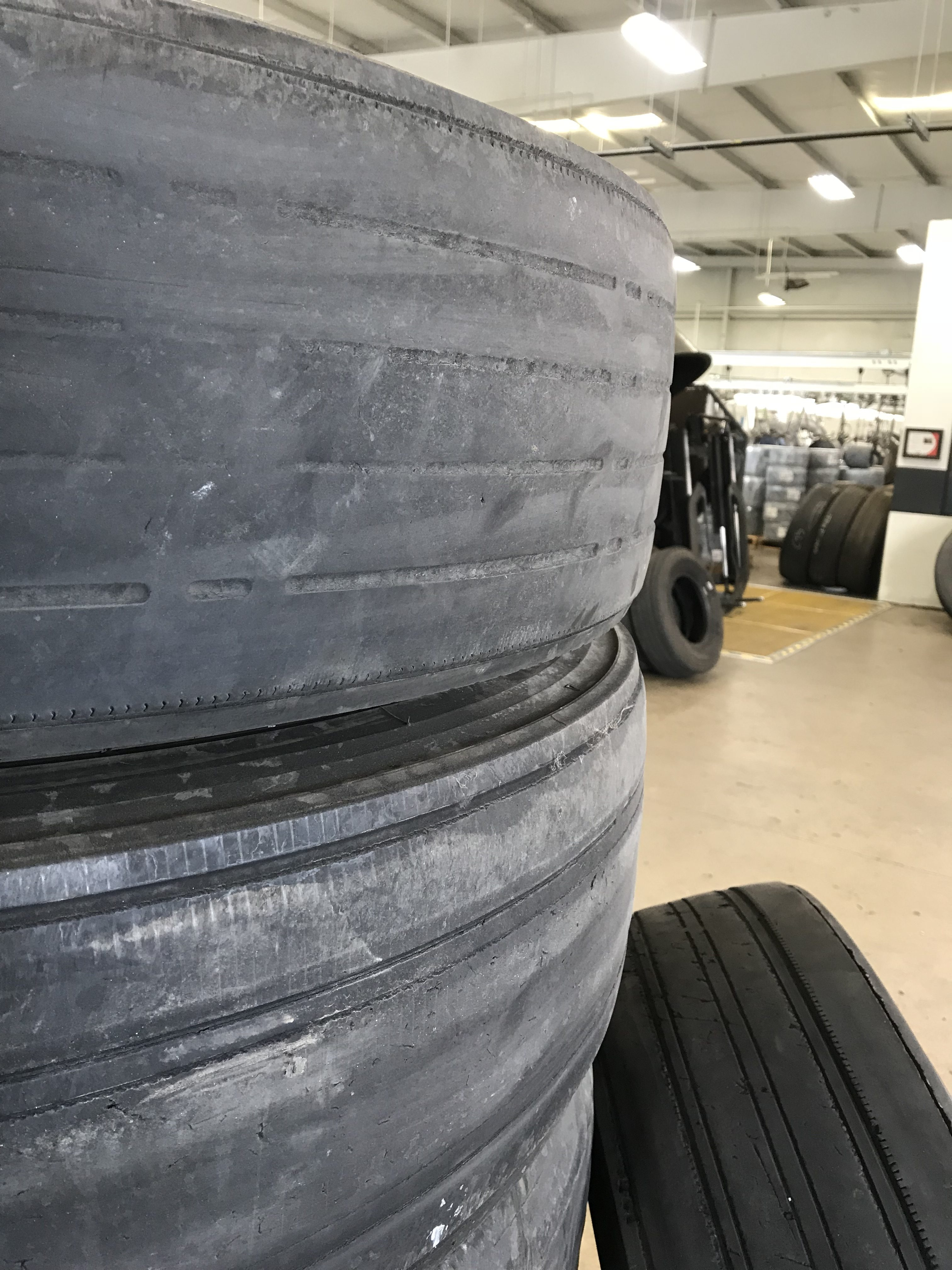 How it's made: Retreads – McCoy Truck Tires